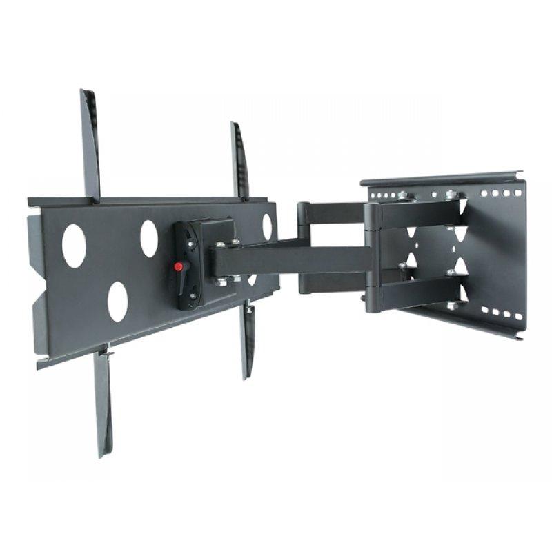tv wandhalterung schwenk und neigbar doppelarm 37 80 79 90 e. Black Bedroom Furniture Sets. Home Design Ideas