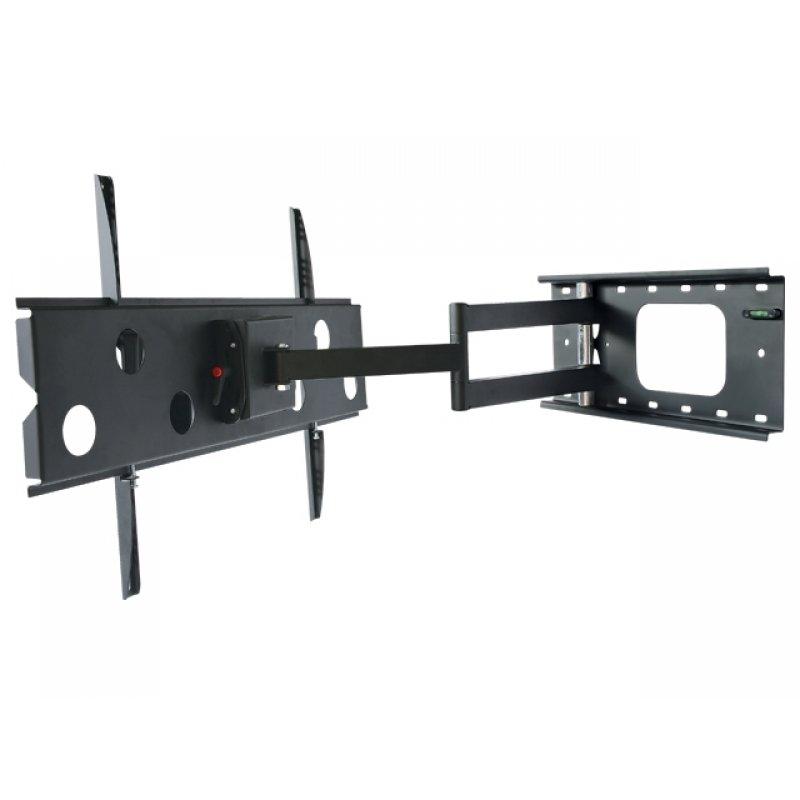 Tv wandhalterung schwenk und neigbar einzelarm 37 80 79 90 - Wandhalterung tv und receiver ...