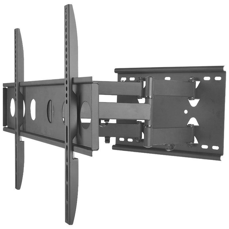 tv wandhalterung schwenk und neigbar doppelarm nur 62 5mm wandabstan 69 90. Black Bedroom Furniture Sets. Home Design Ideas