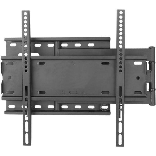 tv wandhalterung schwenk und neigbar einzelarm nur 65mm wandabstand 59 90. Black Bedroom Furniture Sets. Home Design Ideas
